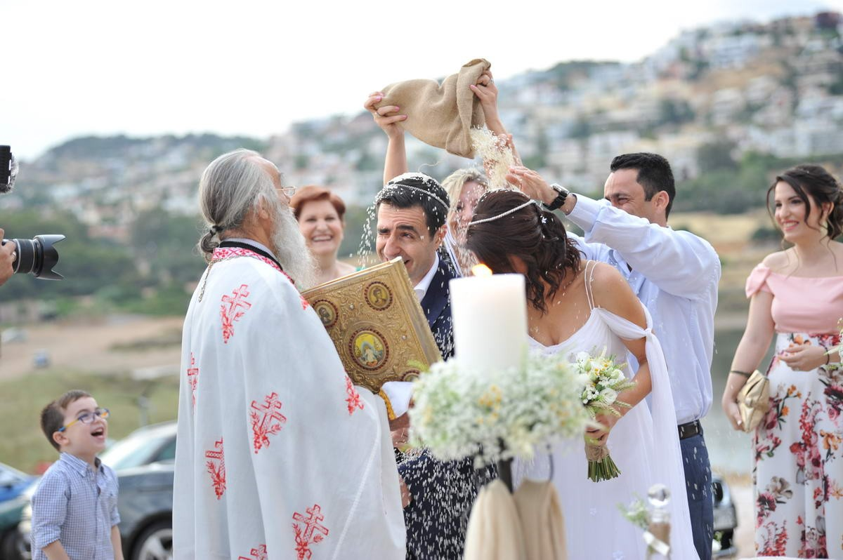 best moments from a Greek wedding