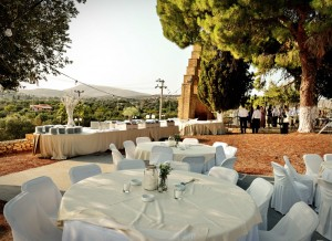 Wedding in Greece-Catering company