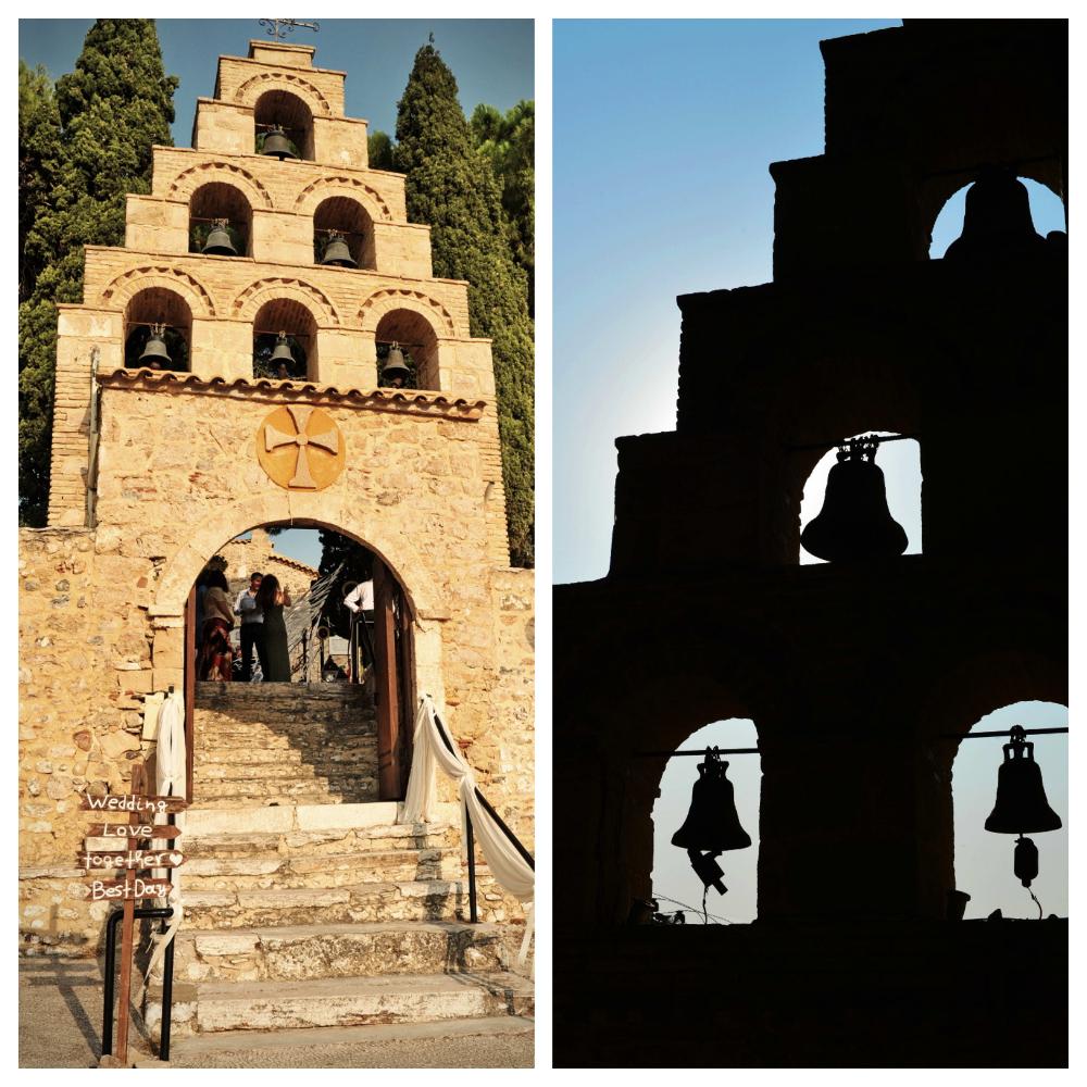 Wedding planner in Greece