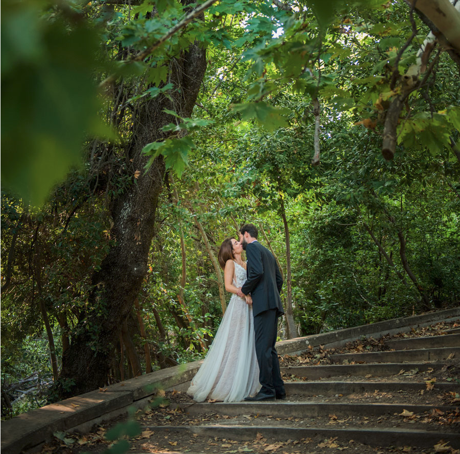 wedding photography in the wood-Greekwed